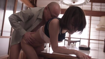 Tsukasa Aoi - Se-Coming To The Tongue Of Her Father-In-Law