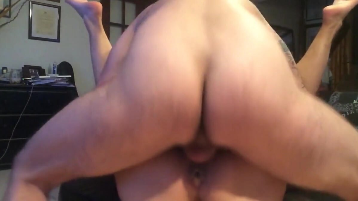 MILF PLAYS WITH HUBBY