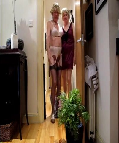 Two sissy bitches 3